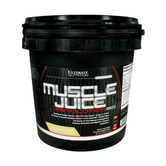 Ultimate Nutrition Muscle Juice Revolution 11.10 lbs - Vanilla