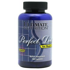 Ultimate Nutrition Perfect Diet For Women - 180 Caps