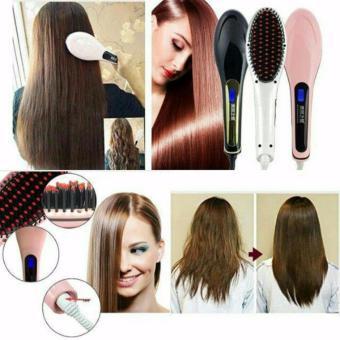 Universal - Fast Hair Straightener / Catok Sisir Pelurus Rambut