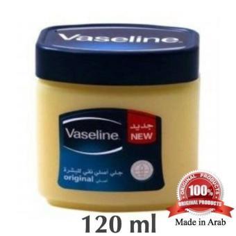 Harga Vaseline Petroleum Jelly 120ml 100% Original Made In Arab Murah
