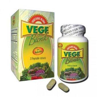 VegeBlend Ekstrak Sayuran Untuk Dewasa [30 kapsul]