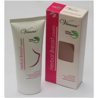 Vienna Breast Cream BPOM Memperbesar payudara