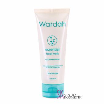 Harga Wardah Essential Peeling Cream 60ml Panduan Harga Terbaru