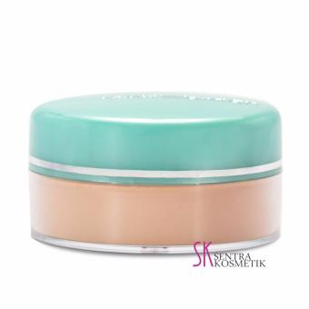 Wardah Everyday Luminous Face Powder 02 - Beige