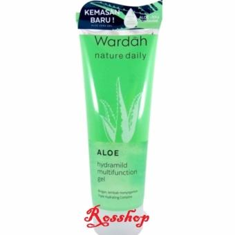 Berapa Harga Wardah Hydrating Aloe Vera Gel Pricemurah 2018