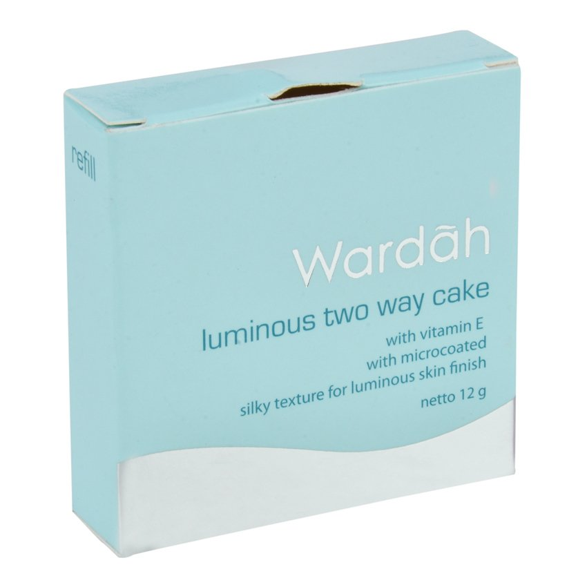 Wardah Lightening Two Way Cake Extra Cover Golden Beige Review Source · Wardah Luminous Two Way