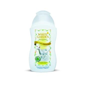 White Garden Shower Cream Goat's Milk Pearl 250ML
