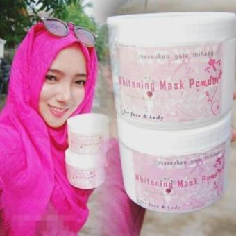 Whitening Mask Powder ( WMP ) Masker Bubuk Pemutih Korea