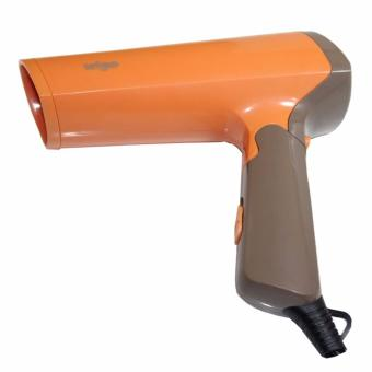 Harga Wigo Hair Dryer Portable – Lipat W- 365 – Orange Murah