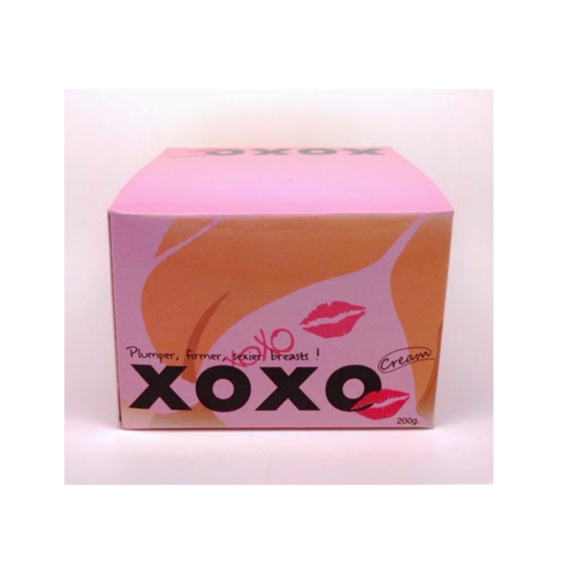 Flash Sale Xoxo Cream Pembesar dan Pengencang Payudara Alami bergaransi