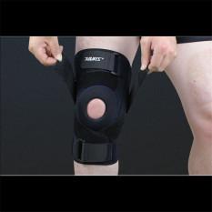 2016 Jaminan Kualitas neoprena berengsel kanker lutut radang sendidukungan pasang pengawal muka tali pengikat bungkus M