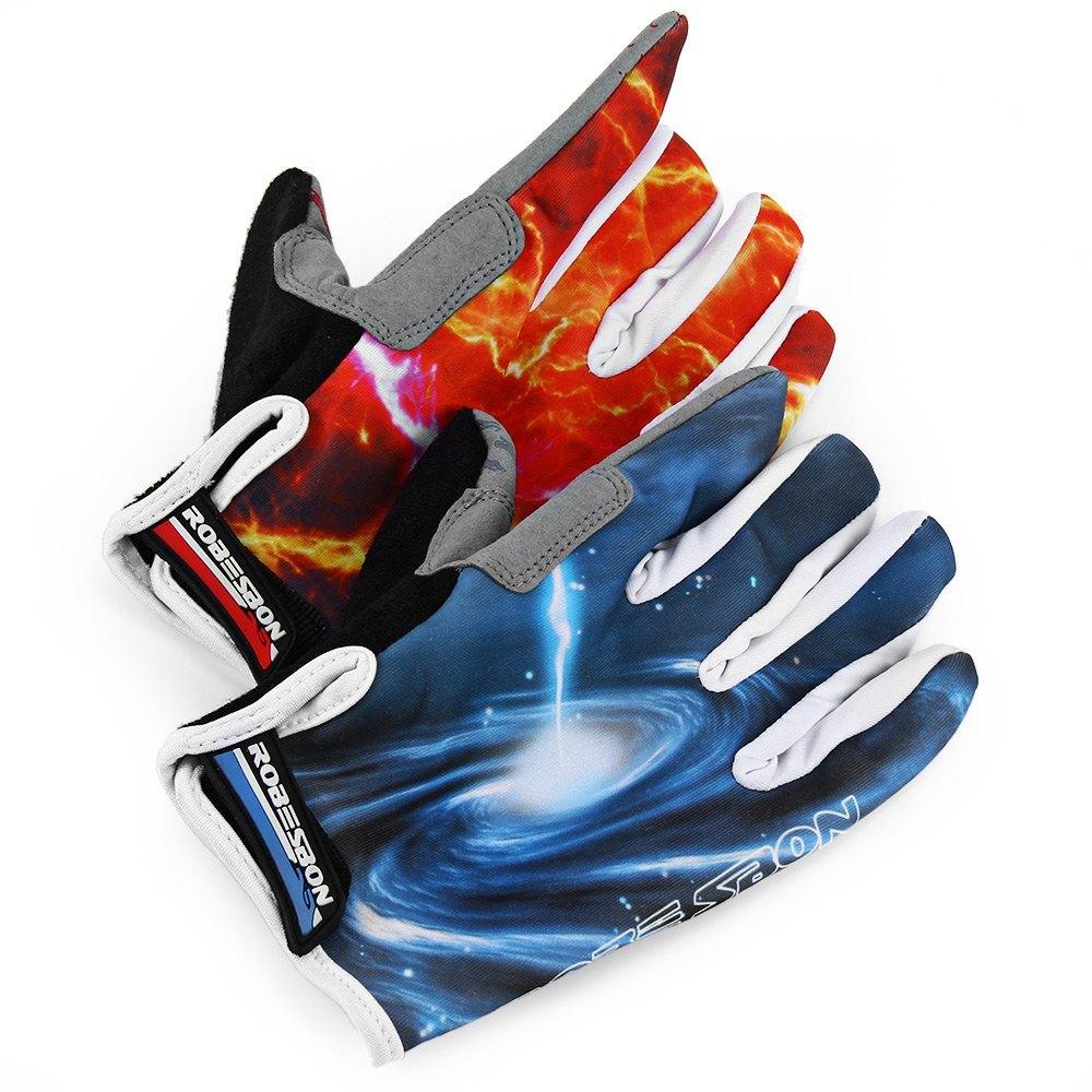 Laki Sepeda Sarung Tangan Bersepeda Ski Mens Rockbros S106 Bike Glove Half Finger Black 2pcs Robesbon Sentuh Layar 3d Gel Pad Bernapas