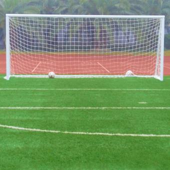 harga 8 x 731,52 cm tiang jaring gawang sepak bola pelatihan olahraga outdoor kegiatan praktek Lazada.co.id