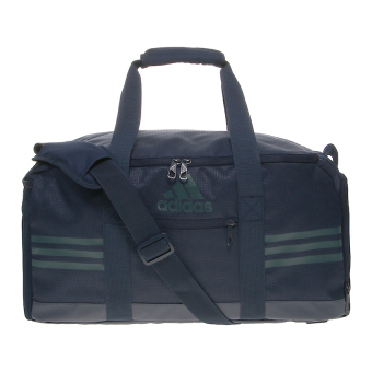 Adidas 3-Stripes Performance Team Bag Small - Collegiate Navy-Utility Green
