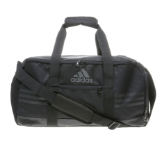 Adidas 3S Performance Small Team Bag - Black-Vista Grey