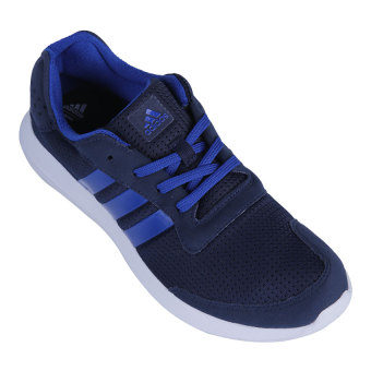 Harga Adidas Element Refresh Men's Running Shoes - Blue-Blue-White