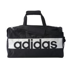 Adidas Linear Performance Small Team Bag - Black - Black - White