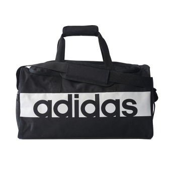 Adidas Linear Performance Small Team Bag - Black - Black - White