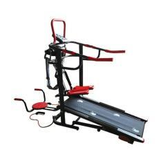 Alat fitnes Treadmill 6 fungsi type 004 antigores