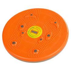 Alat Pelangsing Tubuh Magnetic Trimmer Jogging Body Plate - Orange