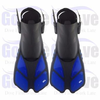 Harga Alat Snorkeling Diving Godive Fin Open Heel FS 18 S M Terbaru klik gambar.