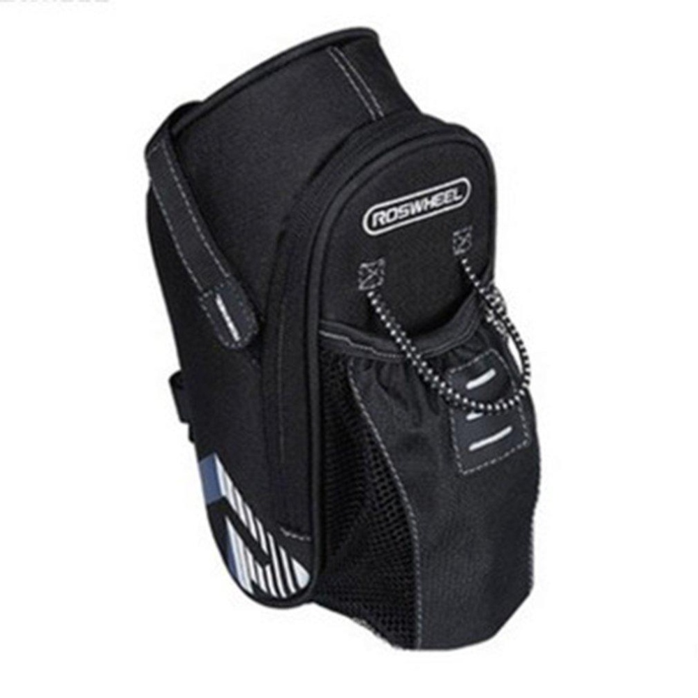 Allwin Rainproof Bicycle Bag Cycling Mountain Bike Back Seat Tail Pouch Bottle Bags Black - intl ...