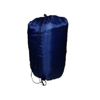 Anekaimportdotcom Sleeping Bag Camping Outdoor/ Hiking - Biru tua - 2