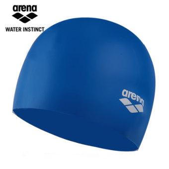 Arena pria dan wanita dewasa untuk meningkatkan dengan rambut panjang  berenang topi renang topi silikon topi 693d3df0cc