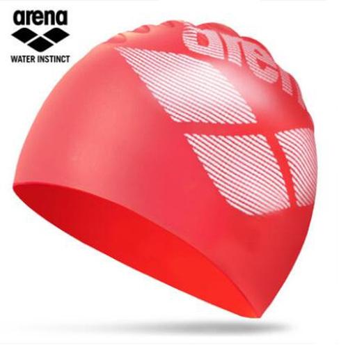 Arena silikon nyaman warna solid tidak topi renang topi renang topi renang topi renang