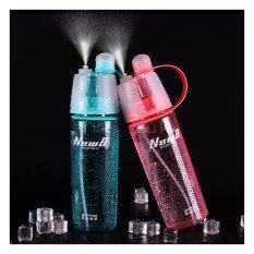 Babamu Botol Olahraga Spray - New Arrival 600ml Bottle NEW.B Sport Water Bottles / Pink