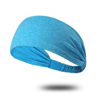 DISKON Berjalan antiperspirant I. Khan dengan band rambut yoga karet rambut