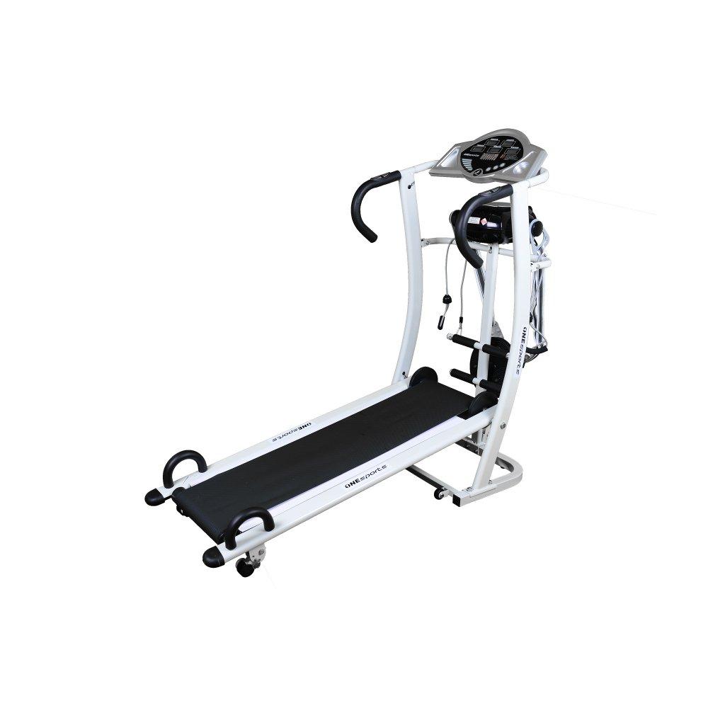 Harga Saya Bfit Onesport Manual Treadmill 630 Multifunction Gratis Tl 5008 Bisa Cod Pengiriman 12 Kota