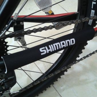 Bike Acc Chainstay Frame Protector - Sirip