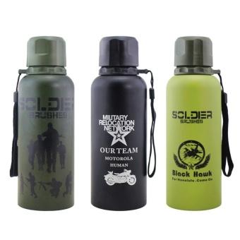Botol air Army termos air