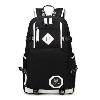 Byl Domain Backpack Student bookbags Travel Leisure Bags