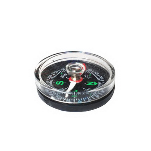 Comebuy88 Mini Pocket Survival Liquid Filled Button Compass frHiking Camping Outdoor