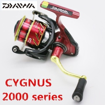 31f72e7f13a Gambar DAIWA CYGNUS Series 2000 2500 Spinning Fishing Reel Metal  BodyFishing Reel (2000) intl