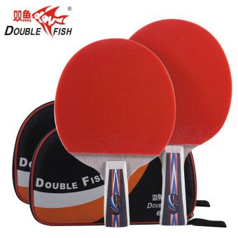 DOUBLE FISH 6D raket tenis meja raket tenis meja