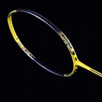 DUORA badminton racket same style as LinDan's, high quality badminton racket battledore without thread 85g