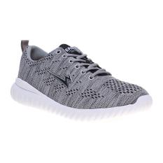 Eagle Fly Walk Sepatu Lari - Light Grey