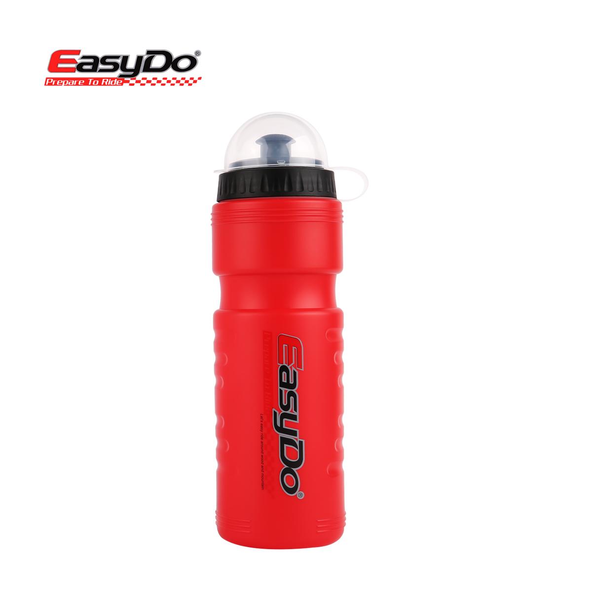 EASYDO bt18 dengan penutup debu sepeda botol air olahraga botol air