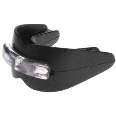 Everlast Double Mouth Guard- Black