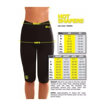 HOT SHAPER SHAPERS SHARPER PANTS CELANA SENAM GYM AEROBIK(CELANA/PANTS)