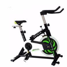 Idachi Spinning Bike Sport Hijau