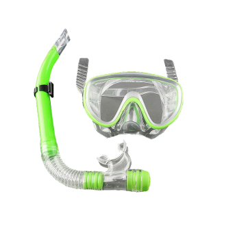Swimming Swim Gear Scuba Anti-Fog Goggles Mask Dive Diving Glasses Snorkel