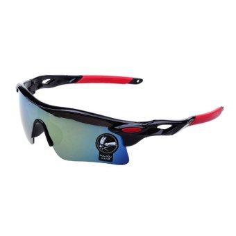 Bersepeda sepeda Eyewear lensa kacamata hitam luar ruangan #1