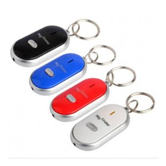 Harga Key Finder Gantungan Kunci - Putih