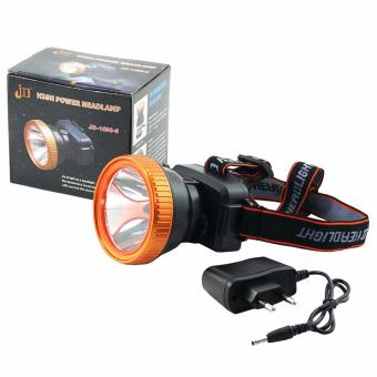Harga OHOME Lampu Kepala MS-JD-1598-9 Good Quality Head Lamp 3 Mode - Hitam