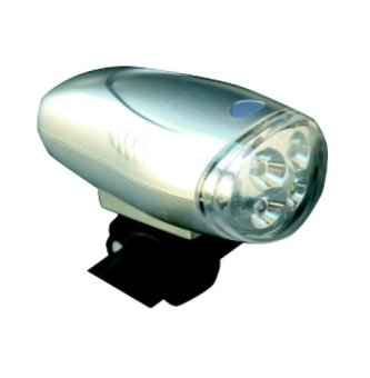 Harga Polygon Lampu Depan Flash - Silver