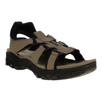 Harga Spotec Legendary Healthy Sandal Hiking Gunung Tracking - Sandy-Black-White